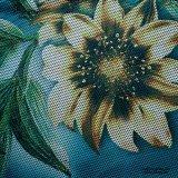 Miss You Ailinna 802024 mujeres vestido floral de malla corta