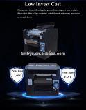 Preços solventes da máquina de impressão 2017 do t-shirt de Eco Digital do tamanho da alta qualidade A3