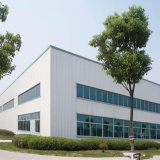 На заводе стальные конструкции Сборные стальные рамы кузова модульный склад