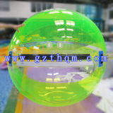 투명한 큰 크기 팽창식 물 걷는 공