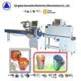 Machine automatique d'emballage rétrécissable de tampon du coton SWC-590
