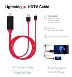 HDTV 1080p a Cable adaptador de teléfono