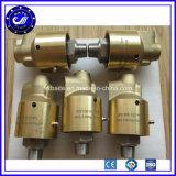 Unione rotativa idraulica idraulica di rame dell'attacco snodato in acciaio
