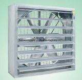 ventilateur d'aérage fixé au mur de 380V-50Hz-3phase Garmen Worksop
