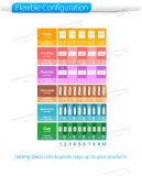 결합과 식사 자동 판매기; 작은 품목 또는 Condom/E 담배 자동 판매기