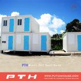 Het kleine Huis van de Container van de Module van de Lage Kosten van de Grootte voor de Doos van de Schildwacht