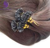 #4 estensione dei capelli di punta della cheratina U