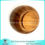 卸し売りアカシアサラダ木ボールの骨董品の自然なタケサラダボール