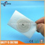 la etiqueta de papel adhesiva del material RFID se conforma el protocolo ISO18092 de NFC