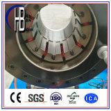 Neues Modell-Edelstahlfinn-Energien-Art-Schlauch-Kräuselung maschinell hergestellt in China
