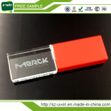 Fashional Crytal 8 GB Flash Drive USB impresso logotipo 32 GB (MT16)