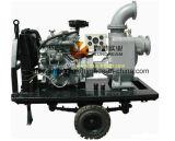 Pompe entraînée par moteur diesel d'amoricage d'individu