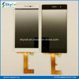 Китайский экран касания LCD телефона для Huawei восходит P7