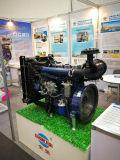 Motor diesel de generación de energía