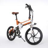 Movilidad eléctrica plegable de 20 pulgadas 250W scooter moto-E