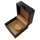 A extremidade alta bracelete elegante de joalharia Pacakging caixas com logótipo em relevo