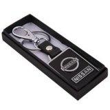 Catena chiave con il segno dell'automobile, anello chiave (GZHY-KA-010)