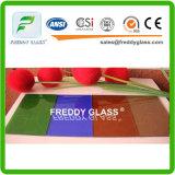 vidro rolado figurado colorido de 2.5mm 3.0mm 3.5mm chuva 4mm de bronze