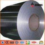 La couleur d'Ideabond PVDF a enduit la bobine en aluminium (PVDF/PE)