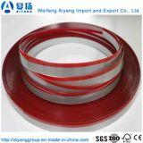 Кольцевание края PVC 3D сертификата SGS неудобный кудрявый для мебели