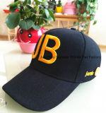 Accepter un logo personnalisé Sports des casquettes de baseball