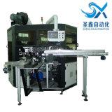 Máquina automática de la pantalla de impresión para las botellas de plástico Tubos