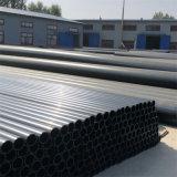 La norma ISO4427 de abastecimiento de agua negra 20mm tubo de polietileno HDPE