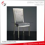 Antiker Bronzefarbanstrich-erschwingliches Wohnzimmer, das Abendessen-Stuhl (BC-211, stapelt)