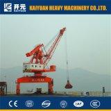 Кран высокого качества 30 тонн передвижной портальный с SGS