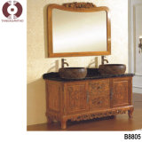 Gabinete de banheiro do estilo do vintage (B8030)
