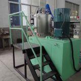 S.r.l. - Z500/1000 máquinas plásticas de enfriamiento del mezclador de Hoting/mezcladora de la resina