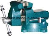 Quadratischer Stahlprüftisch-Kolben