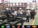 Prefabricados de bajo coste de los edificios de la columna de metal Q345b Estructura de acero