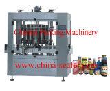 Máquina de engarrafamento da pasta do pimentão