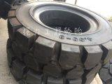 Fester Gabelstapler-Reifen, Vollreifen des Gabelstapler-15*4.5-8, Gummireifen, Reifen