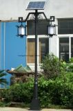 Verlichting van de openlucht LEIDENE Straat van de Binnenplaats de Zonne voor de Werf van het Landschap van de Tuin