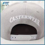 Черная крышка Hip-Hop шлема Snapback 3D