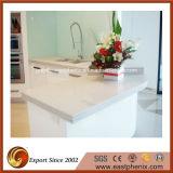 Pedra de quartzo para ladrilhos, cozinha e laje de bancada