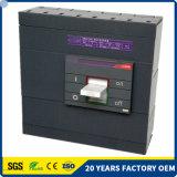 16A para 1600uma UTI: 100ka MCCB Disjuntor moldado, 3P 4p, de alta qualidade, Chinesefactory vender directamente, OEM ODM, ISO9001 ISO14000, marcação