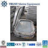 Rechteckiges Aluminiumboots-Marinefenster