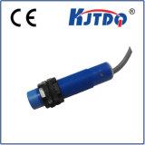 PNP Corrosion-Resistant/NPN Nenhum Sensor Capacitivo M18 com carcaça plástica caso