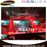 Afficheur LED polychrome extérieur de location de la haute performance P5