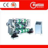 Papieraufschlitzenund Rückspulenmaschine