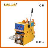 Verzegelende Machine van de Kop van de Thee van de Bel van de hoogste Kwaliteit de Digitale Semi Automatische