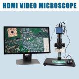 연구를 위한 실험실 입체 음향 영상 현미경