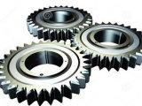 Fábrica de alta precisão Engrenagem dentada fundida personalizado para máquinas de construção