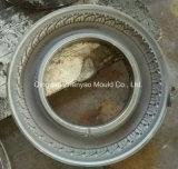 SGS und ISO9001-2008 Certrificated 8ply, das 3.00-17 Motorrad-Reifen-Form bewertet