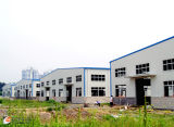 강철 닫집 (KXD-SSB1211)를 가진 상업적인 가벼운 강철 구조물 작업장 건물