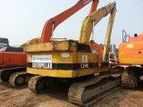 使用された幼虫の掘削機猫EL240cの油圧掘削機