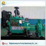 ISO 기준 원심 수평한 디젤 엔진 수도 펌프